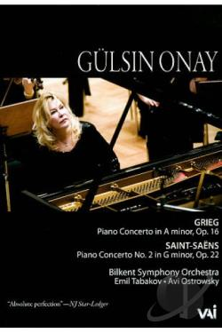 Gulsin Onay in Concert DVD Cover Art