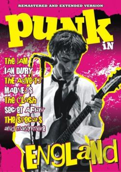 Punk In England DVD Cover Art