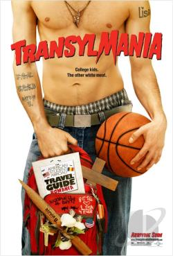 Transylmania DVD Cover Art