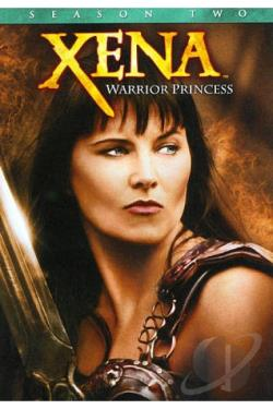 Xena: Warrior Princess - The Complete Second Season DVD Cover Art