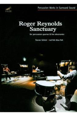 Roger Reynolds: Sanctuary DVD Cover Art