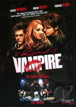 I Kissed a Vampire DVD Cover Art