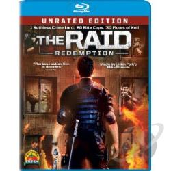 Raid: Redemption BRAY Cover Art