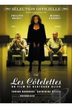 Cotelettes DVD Cover Art