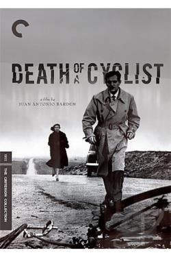 Death Of A Cyclist DVD Cover Art