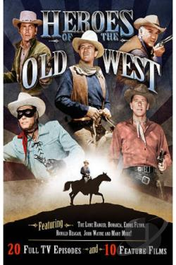 Heroes of the Old West DVD Cover Art