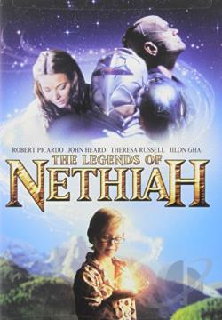 Legends of Nethiah DVD Cover Art