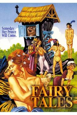 Fairy Tales DVD Cover Art
