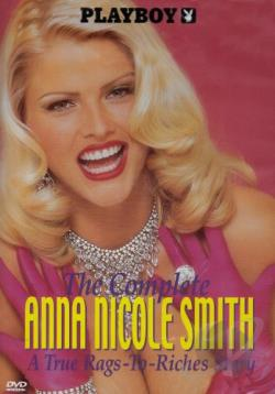 Playboy - The Complete Anna Nicole Smith: A True Rags-To-Riches DVD Cover Art
