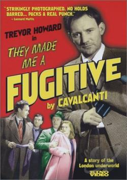 They Made Me a Fugitive DVD Cover Art