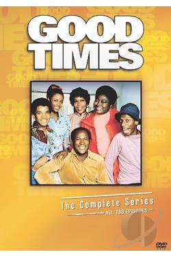 Good Times - The Complete Series DVD Cover Art