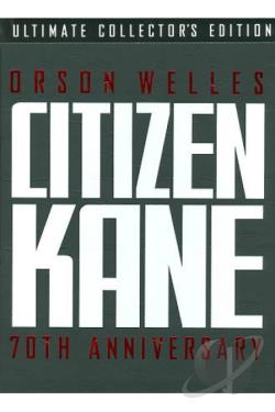 Citizen Kane DVD Cover Art