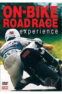 On-Bike Road Race Experience DVD Cover Art