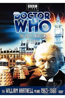 Doctor Who - The Dalek Invasion of Earth DVD Cover Art