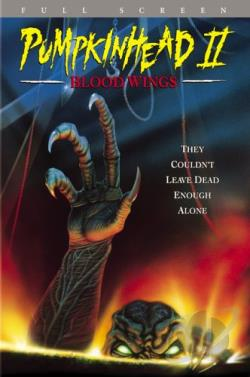 Pumpkinhead II: Blood Wings DVD Cover Art