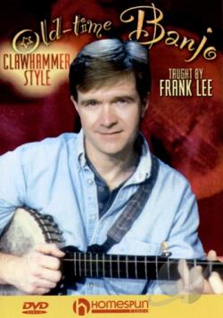 Old Time Banjo Clawhammer Style DVD Cover Art