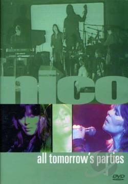 Nico - All Tomorrow's Parties: Live DVD Cover Art
