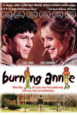 Burning Annie DVD Cover Art