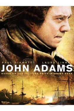 John Adams DVD Cover Art