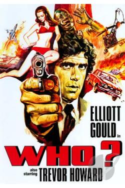 Who? DVD Cover Art