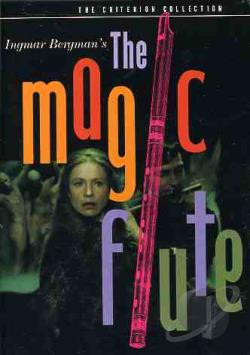 Magic Flute DVD Cover Art
