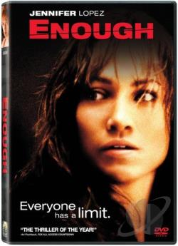 Enough DVD Cover Art