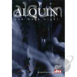 Alquin: One More Night DVD Cover Art
