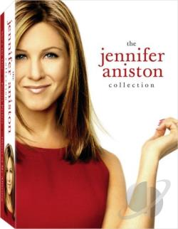 Jennifer Aniston Collection DVD Cover Art