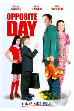 Opposite Day DVD Cover Art