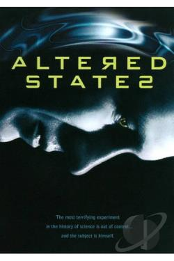 Altered States DVD Cover Art