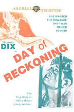 Day of Reckoning DVD Cover Art