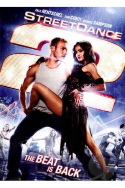 StreetDance 2 DVD Cover Art