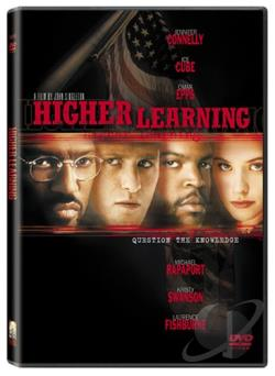Higher Learning DVD Cover Art