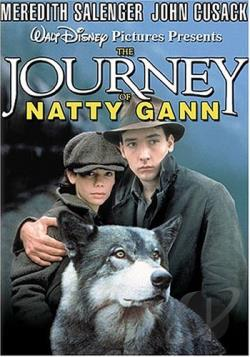 Journey of Natty Gann DVD Cover Art