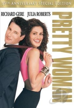 Pretty Woman DVD Cover Art