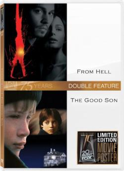 From Hell/The Good Son Double Feature DVD Cover Art