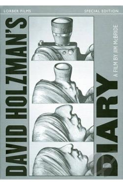 David Holzman's Diary DVD Cover Art
