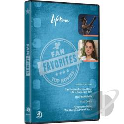 Lifetime Fan Favorites, Vol. 3: Based on a True Story DVD Cover Art