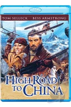 High Road to China BRAY Cover Art