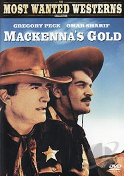 Mackenna's Gold DVD Cover Art