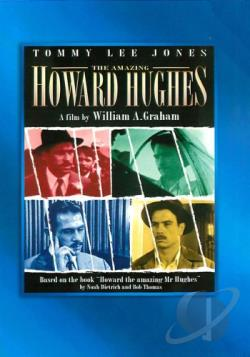 Amazing Howard Hughes DVD Cover Art