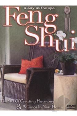 Day At The Spa - Feng Shui DVD Cover Art