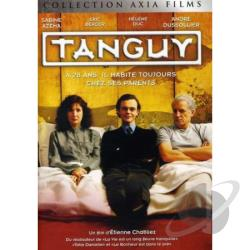 Tanguy DVD Cover Art