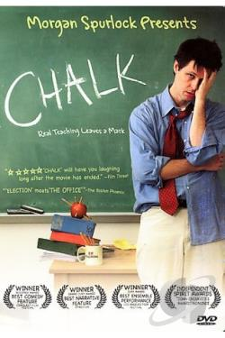 Chalk DVD Cover Art