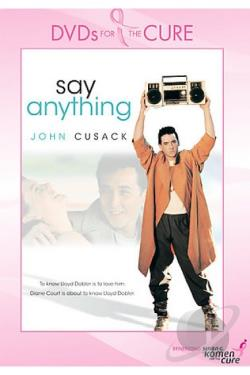 Say Anything DVD Cover Art