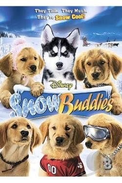 Snow Buddies DVD Cover Art