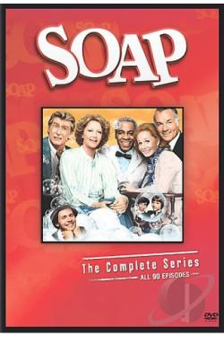 Soap - The Complete Series DVD Cover Art