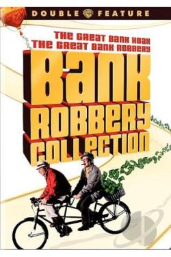 Great Bank Hoax/Great Bank Robbery DVD Cover Art