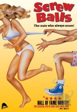 Screwballs DVD Cover Art