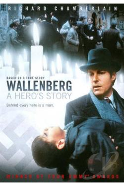 Wallenberg: A Hero's Story DVD Cover Art